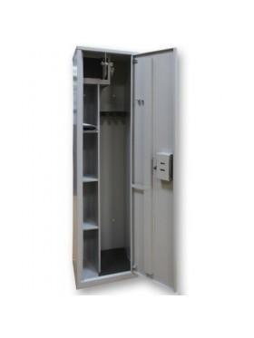 Armory cabinet 3 barrels