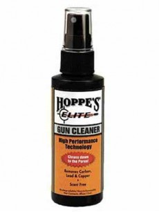 Hoppe`s Elite cleaning agent for weapons against carbon deposits, lead and copper plating