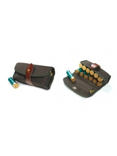 VEKTOR Two-row pouches of cordura fabric for 12 rounds 12 caliber