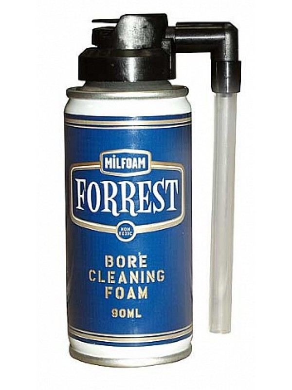 Foam FORREST for weapons, removes deposits, deposits and copper plating, 90 ml, aerosol