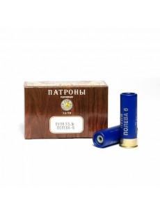 """Cartridge hunting bullet 12/70, 33.5 gr. """"Poleva 6"""", P / K"""
