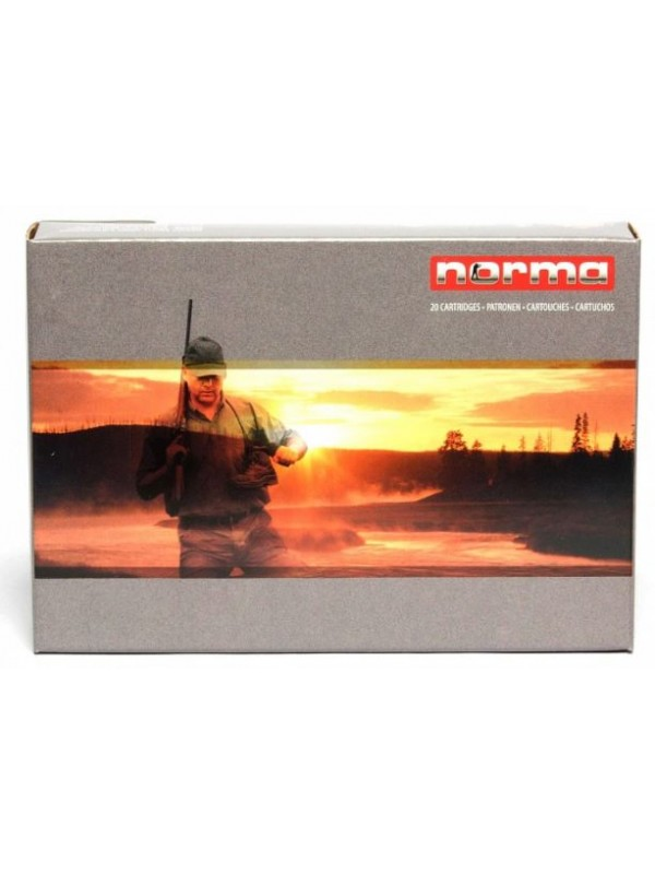 Cartridges NORMA cal. 9.3x62 18.5gr (285grn) Alaska