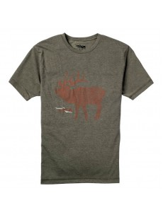 T-shirt husband ELK Sketch Tee color. Pyrite r. S
