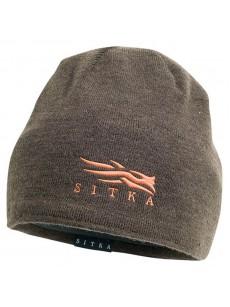 Knit Beanie cap. Mud r. OSFA