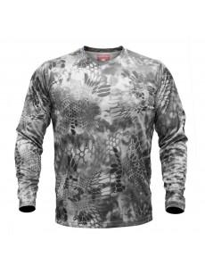 T-shirt HYPERION LS CREW (raid) (size L)