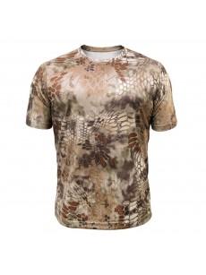 T-shirt HYPERION SS CREW (highlander) (size XL)