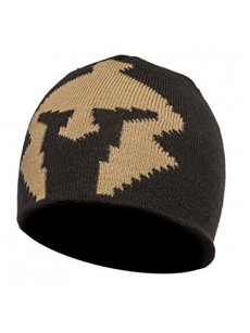 Knitted hat LOGO (black) (Standard)