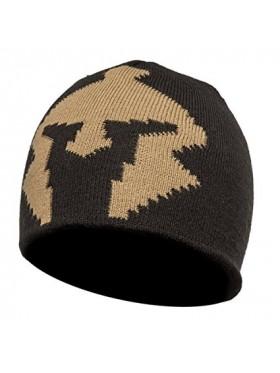 Knitted hat LOGO (black) (Standard)